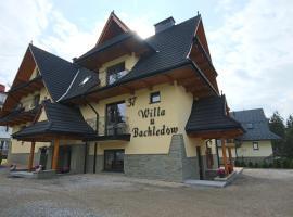 Willa u Bachledów, hotel near Budzowski Wierch, Zakopane