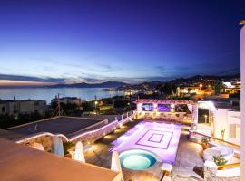 Damianos Mykonos Hotel, отель в Миконосе