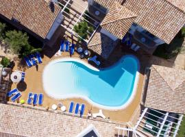 Hotel Eliantos, hotel din Santa Margherita di Pula