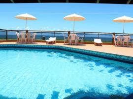 Pousada Ilha Bella, hotel in Guriri