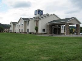 Cobblestone Inn & Suites - Ambridge, hotel near Pittsburgh International Airport - PIT, Ambridge
