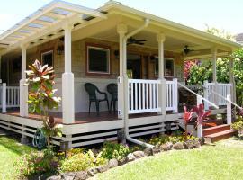 Tutu's Cottage (TVNC#5100), hotel in Hanalei