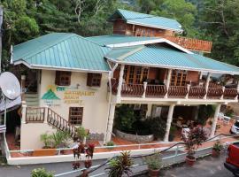 The Naturalist Beach Resort, guest house in Castara