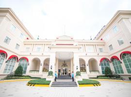 Rizal Park Hotel, hotell nära Rizal park, Manila