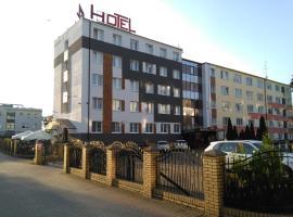 Hotel Pomorski, hotel in Bydgoszcz