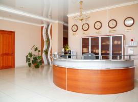 Respect Hotel, hotel in Pavlodar