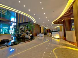 Grand Soll Marina Hotel, hôtel à Tangerang près de: Aéroport international de Jakarta Soekarno-Hatta - CGK