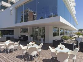 Hotel Regina, hotel a Rimini, Miramare