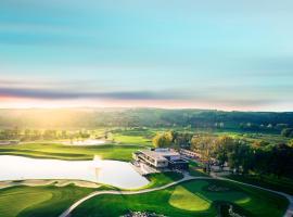 Zala Springs Golf Resort, hotel poblíž významného místa Budhistická stúpa, Zalacsány