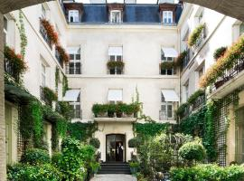 Relais Christine, hotel in Paris