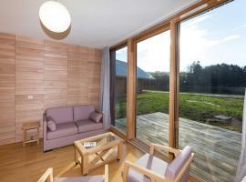 Les Woodies, villa in Xertigny