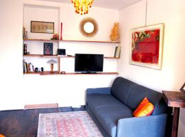 Un nid spacieux à Belleville, hotel near Buttes Chaumont, Paris
