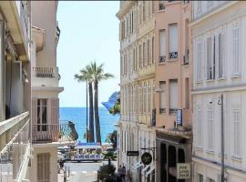 Le Minerve, pet-friendly hotel in Cannes