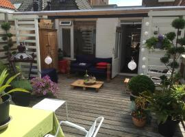 Roofterrace Apartment, apartment in Alkmaar