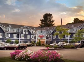 Hampton Inn Dover, hotel v destinaci Dover