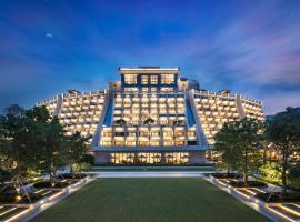 深圳蛇口希爾頓南海酒店,深圳的飯店