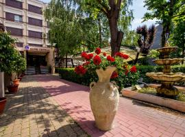 Best Western Central Hotel, hotel in Arad