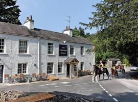 The Wheatsheaf Inn, inn in Kendal