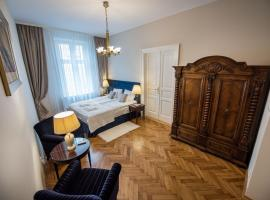 MJZ Apartments Old Town Krakow, hotel near Wawel Royal Castle, Krakow