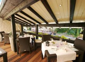 Hotel Restaurant Le Maréchal - Les Collectionneurs, hotel in Colmar