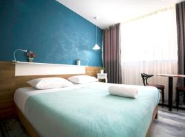 Urban Rooms, hotel near Skanderbeg Square, Tirana