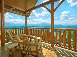 A Glimpse of Heaven, apartment in Sevierville