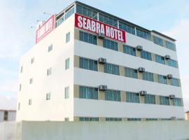 Seabra Hotel, отель в городе Витория-да-Конкиста