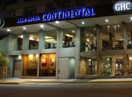 Gran Hotel Continental, hotel cerca de Playa La Perla, Mar del Plata