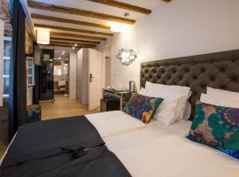 Spalato Luxury Rooms, hotel in Split