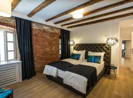 Spalato Luxury Rooms, four-star hotel in Split