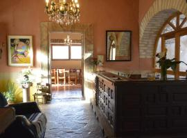 Hotel Amor y Paz - Adults Only, hotel en Real de Catorce