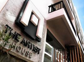 The Artist House, hotel in Patong Beach