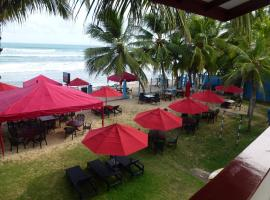 Samaru Beach House, hotel in Weligama