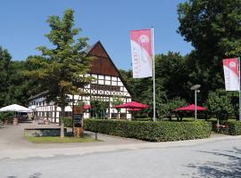 Hotel Restaurant Hof Hueck, family hotel in Bad Sassendorf