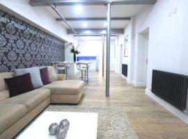 Sterling House Apartment, apartment in Luton