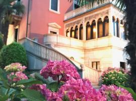 Hotel Villa Fiordaliso, hotell i Gardone Riviera