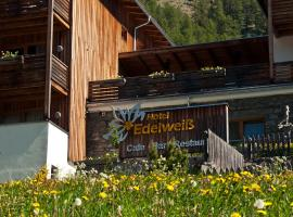 Hotel Edelweiss, hotel in Malles Venosta