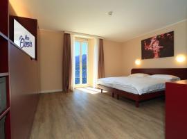 New Elvezia, отель в Асконе