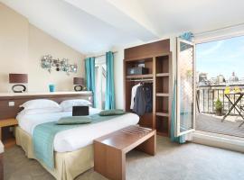 Le Grand Hôtel de Normandie, hotel near Trinité d'Estienne d'Orves Metro Station, Paris