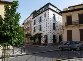 Hostal la Ninfa, habitación en casa particular en Granada