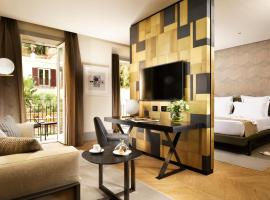 Margutta 19 - Small Luxury Hotels of the World, hotel in Rome
