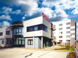 Gosciniec Tombor – apartament z obsługą w mieście Katowice