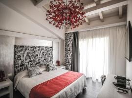 Hotel La Compagnia Del Viaggiatore, hotel in zona Campo Felice, L'Aquila