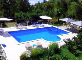 Apartments Garden Residence, hotel with pools in Opatija