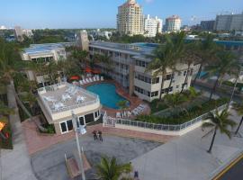 Silver Seas Beach Resort, hotel in Fort Lauderdale