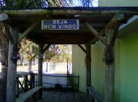 Pousada Emanuel, apartment in Araranguá