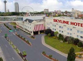 Skyline Hotel & Waterpark, hotel in Niagara Falls