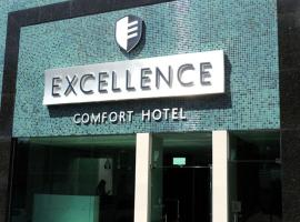 Excellence Comfort Hotel, hotel in Divinópolis