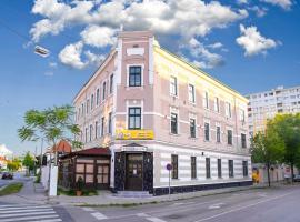Hotel MUSE, Hotel in St. Pölten