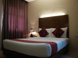 Sebastien Hotel, отель в Мактане